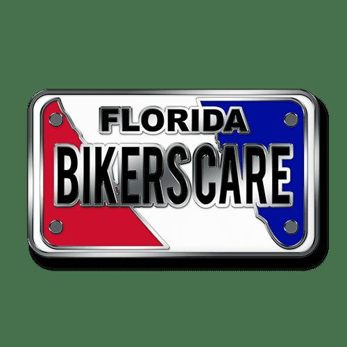 biker pin sample